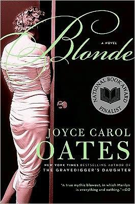 Blonde book written by Joyce Carol Oates