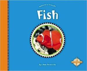 Fish book written by Ann Heinrichs