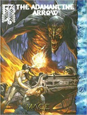 Mage: Adamantine Arrow book written by Jackie Cassada