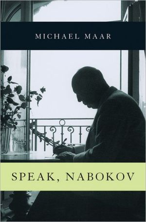 Speak, Nabokov book written by Michael Maar