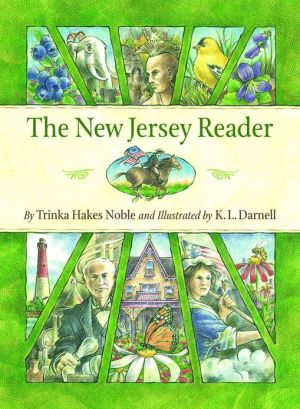 The New Jersey Reader book written by Trinka Hakes Noble