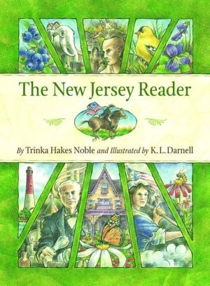 The New Jersey Reader written by Trinka Hakes Noble