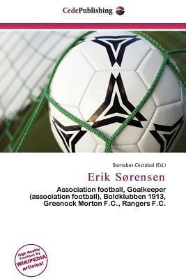 Erik S Rensen written by Barnabas Cristobal
