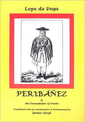 Peribanez book written by Lope de Vega