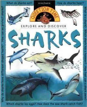 Question Time: Sharks book written by Stephen P. Savage