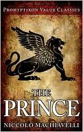 The Prince book written by Niccolo Machiavelli