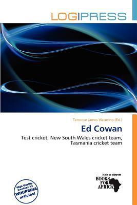 Ed Cowan written by Terrence James Victorino