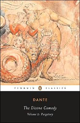 The Divine Comedy, Volume 2: Purgatory (Musa Translation) book written by Dante Alighieri