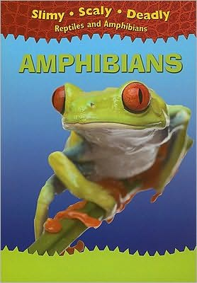 Amphibians book written by Tim Harris