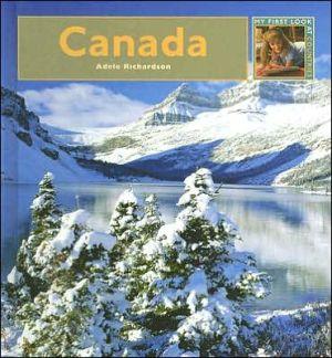 Canada written by Adele Richardson