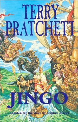 Jingo book written by Stephen Briggs