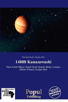 14888 Kanazawashi written by Dewayne Rocky Aloysius