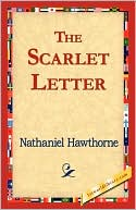 The Scarlet Letter book written by Nathaniel Hawthorne