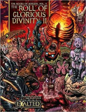 The Roll of Glorious Divinity II book written by Alan Alexander