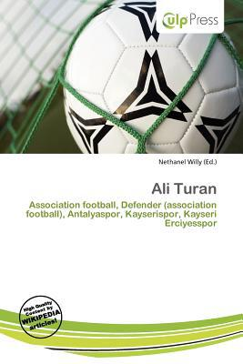 Ali Turan written by Nethanel Willy