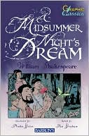 A Midsummer Night's Dream book written by William Shakespeare