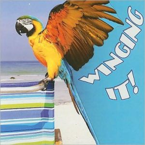 Winging It! book written by Cindy Rodriguez