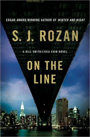 On the Line (Lydia Chin and Bill Smith Series #10) book written by S. J. Rozan