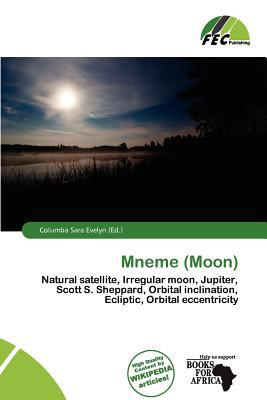Mneme (Moon) written by Columba Sara Evelyn