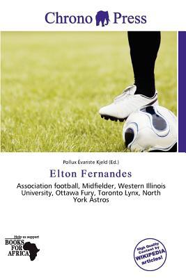 Elton Fernandes written by Pollux Variste Kjeld