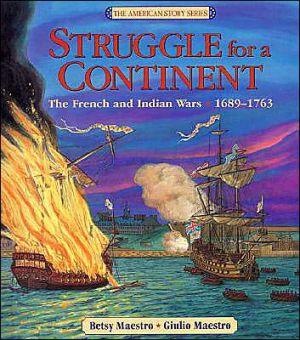 Struggle for a continent book written by Giulio Maestro