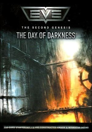 The Day of Darkness: Starter Kit book written by Eve Ccg