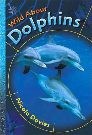 Wild about Dolphins written by Nicola Davies