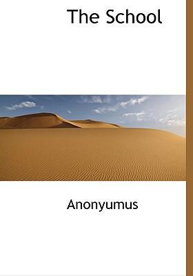 The School book written by Anonyumus
