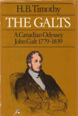 The Galts written by H. B Timothy