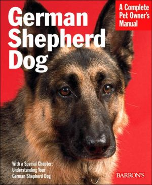 The German Shepherd Dog: Everything about Purchase, Care, Feeding, and Training book written by Horst Hegewald-Kawich