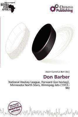 Don Barber written by Adam Cornelius Bert