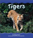 Tigers book written by Helen Frost