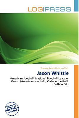 Jason Whittle written by Terrence James Victorino