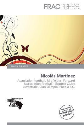 Nicol S Mart Nez written by Harding Ozihel