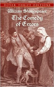 The Comedy of Errors (Dover Thrift Editions) book written by William Shakespeare