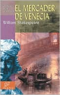 El Mercader de Venecia book written by William Shakespeare