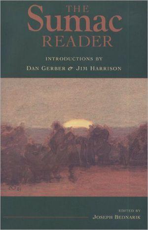 The Sumac Reader written by Joseph Bednarik
