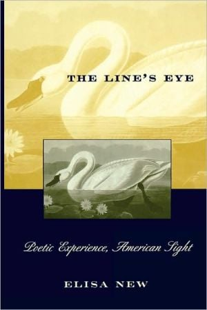 Line's Eye book written by Elisa New