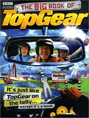 The Big Book of Top Gear written by BBC Books