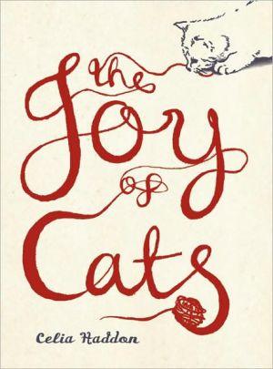 The Joy of Cats book written by Celia Haddon