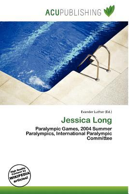 Jessica Long written by Evander Luther