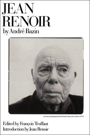 Jean Renoir book written by Andre Bazin