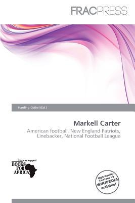 Markell Carter written by Harding Ozihel