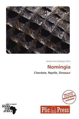 Nomingia written by Janeka Ane Madisyn