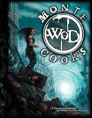 Monte Cook's World of Darkness book written by Monte Cook