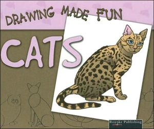 Cats book written by Robin Lee Makowski