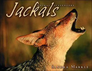 Jackals book written by Sandra Markle