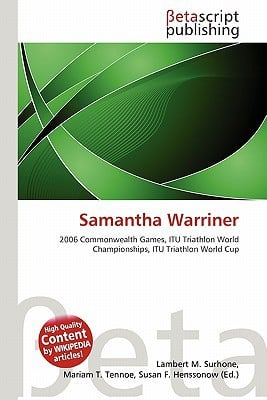 Samantha Warriner written by Lambert M. Surhone