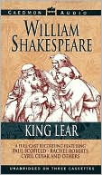 King Lear book written by William Shakespeare