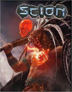 Scion: Gods book written by Carl Bowen